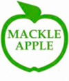 Mackle Apple Logo