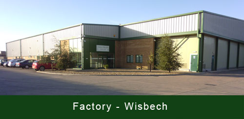 Mackle Factory Wisbech